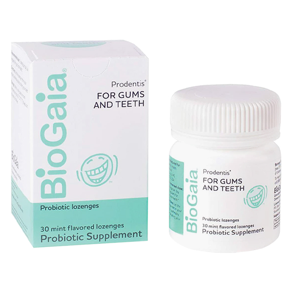 BioGaia Prodentis Probiotic for Gums & Teeth - Mint - 30ct